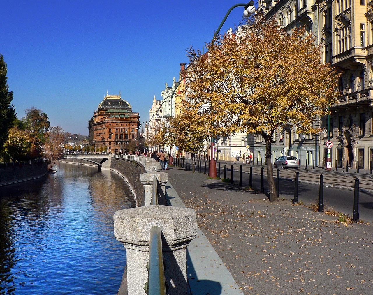 Praha: Akce v Praze 28. října 2019