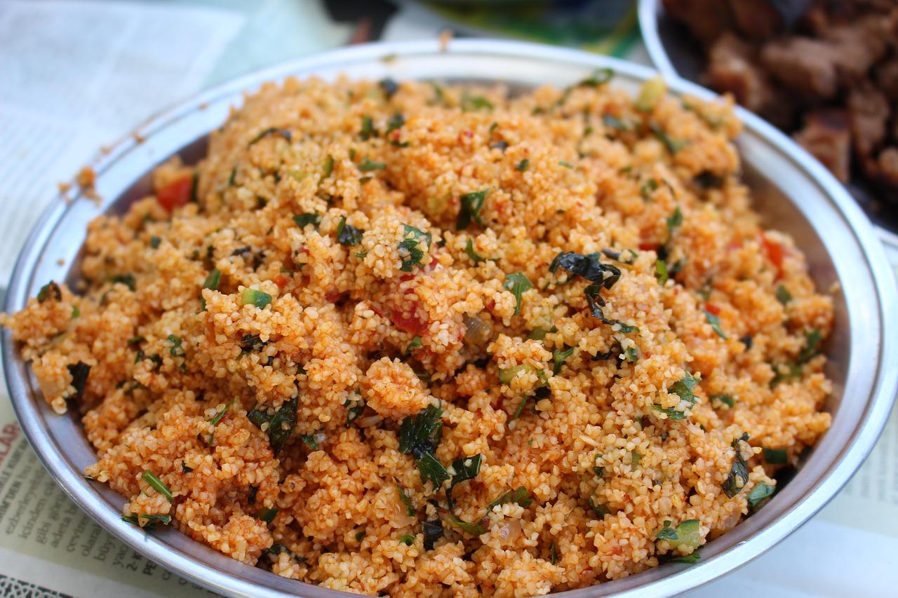 Udělejte si k obědu bulgurový salát