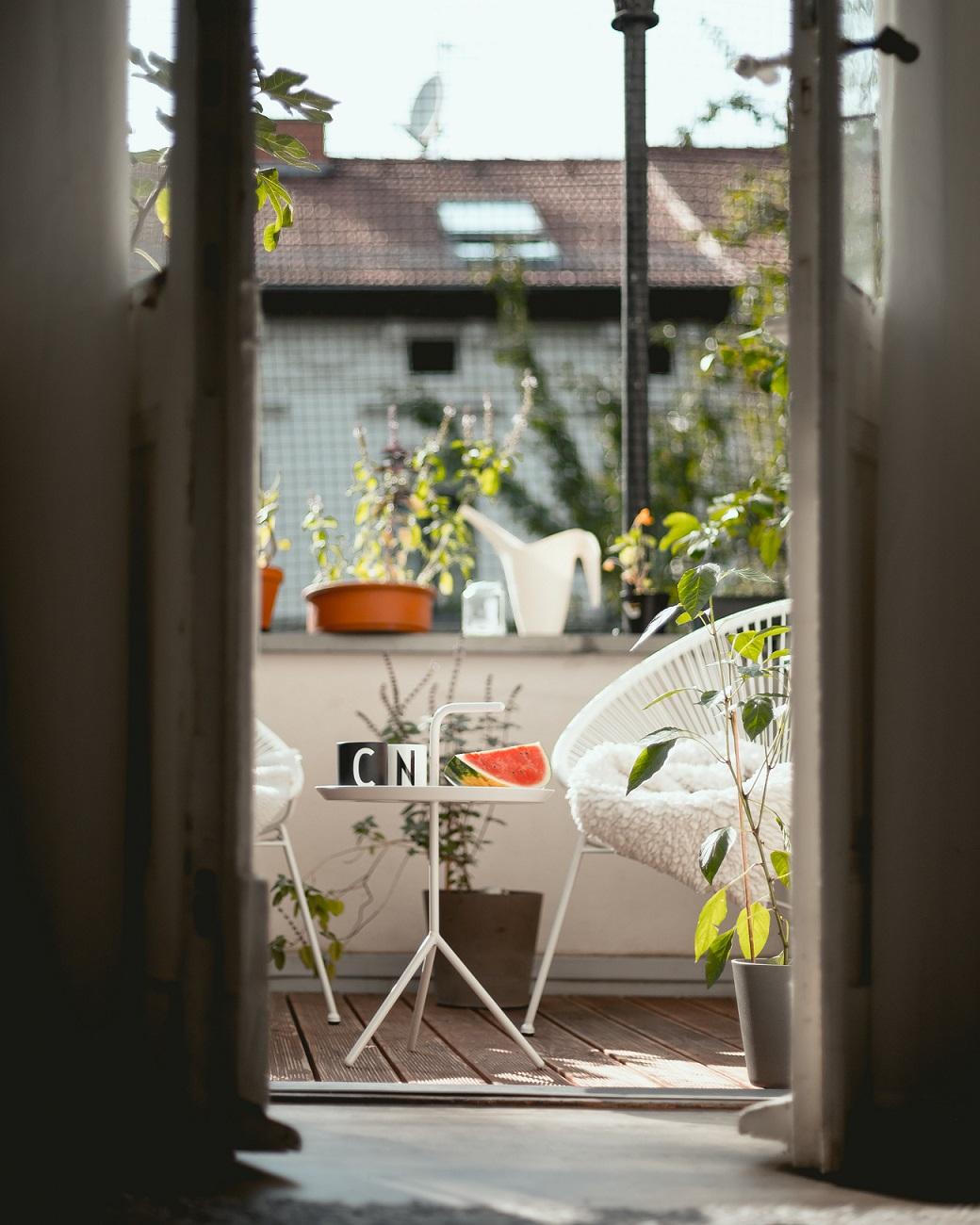 Upravte si svůj balkon podle sebe