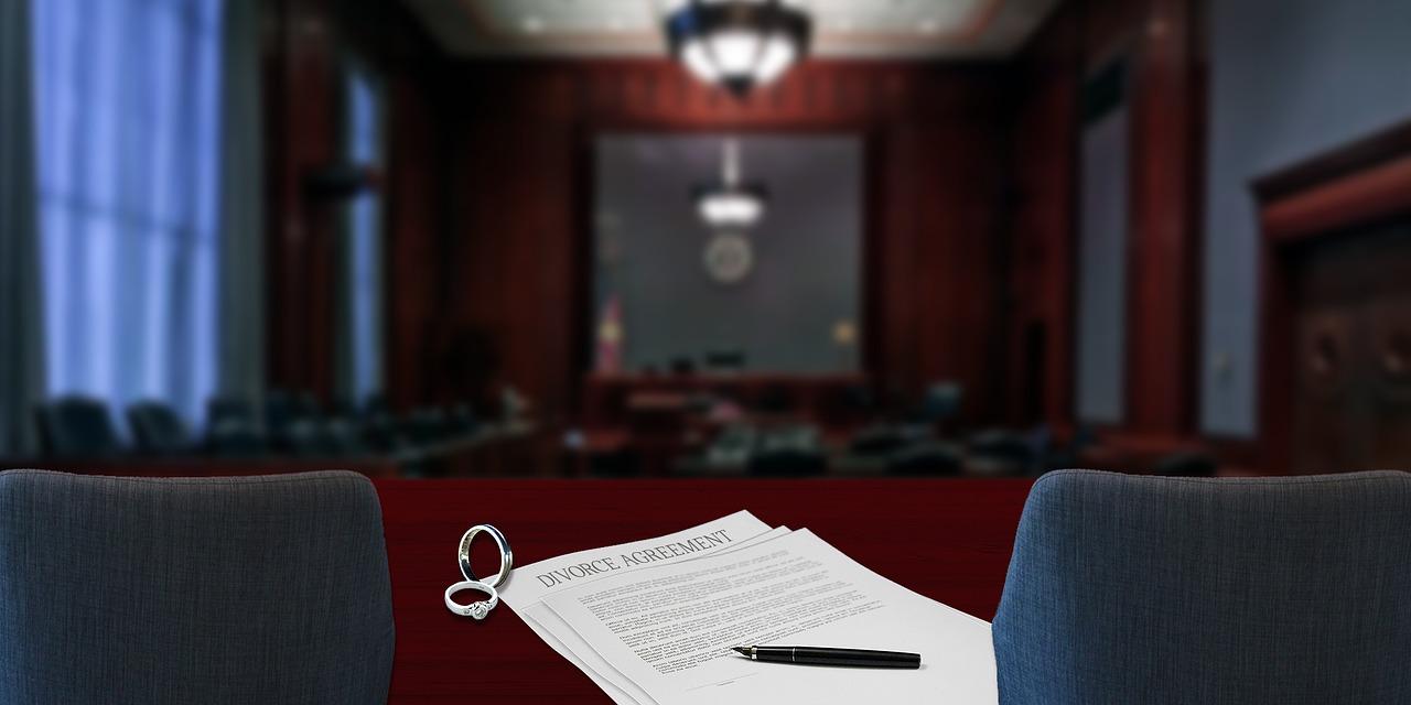 Obrázek: Dohoda je při rozvodu tím nejlepším řešením.