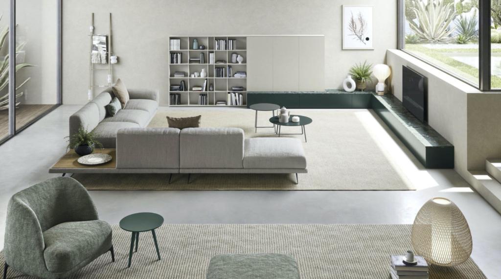 Světlé odstíny v interiéru jsou nadčasovou klasikou. Zdroj: IDWItalia.com
